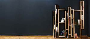 Comment Faire Une Bibliothèque : meuble en palette diy pour fabriquer une biblioth que belle et pas ch re ~ Dode.kayakingforconservation.com Idées de Décoration