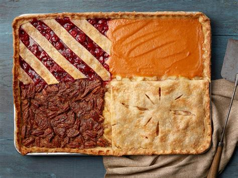 thanksgiving pie thanksgiving slab pies to feed a crowd food network fn dish behind the scenes food trends