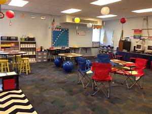 Alternative seating in my classroom! | First day ...