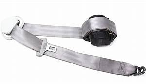 Lh Rear Seatbelt Vw Jetta Wagon Mk4 - Seat Belt