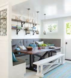 kitchen booth furniture nooks breakfast nooks and style on