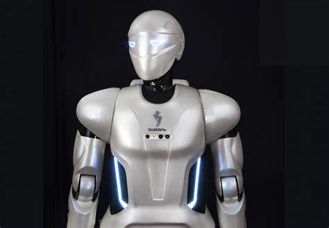 Iran Demonstrates New Humanoid Robot Surena Iii