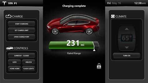 Tesla Car Apps by Tesla Companion App For Windows 8 10 Released Now