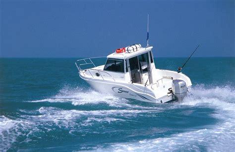 saver 22 cabin fisher saver boats quadra marine services