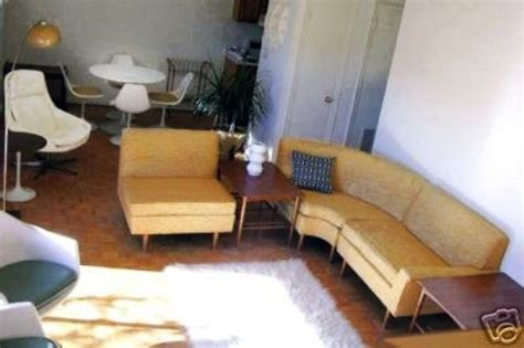 Mid Century Modern Living Room discosparadiso