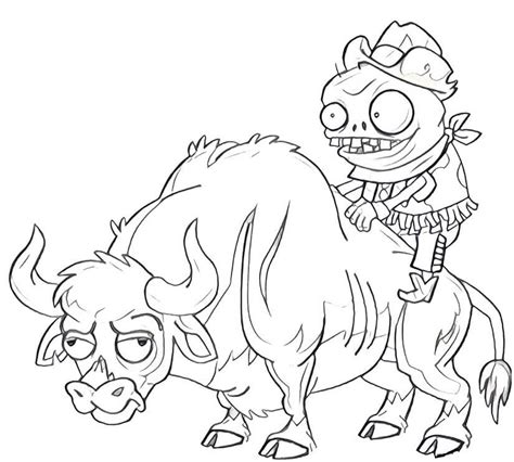 Fonkelnieuw Plants Vs Zombies Dr Zomboss - Free Colouring Pages FQ-15