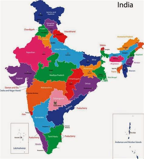 Image Result For India Political Map Hd Image Latest