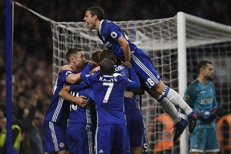 Premier League results: Chelsea extend their lead at the ...