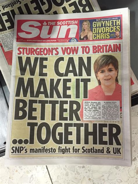 Will The Sun just say anything to stop people voting ...