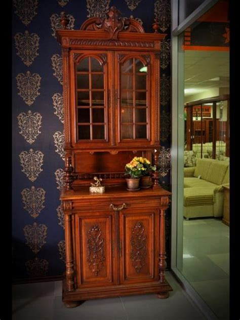 exclusive carved wood furniture  decor items  russia