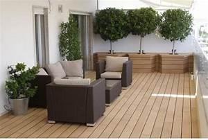 Prix Terrasse Bois : terrasse en bois composite prix et infos pour bien ~ Edinachiropracticcenter.com Idées de Décoration