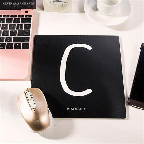 u brands desk accessory kit office desk mat white black words office desk accessories