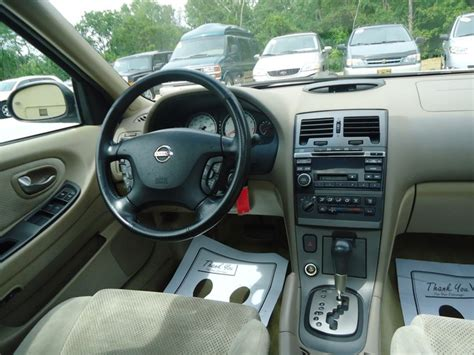 how it works cars 2003 nissan maxima interior lighting 2003 nissan maxima gle for sale in cincinnati oh stock 10313