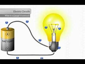 Explaining an Electrical Circuit - YouTube