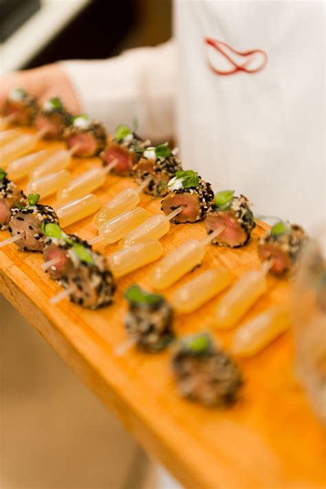 pipette cuisine stones events pipette canapes catering