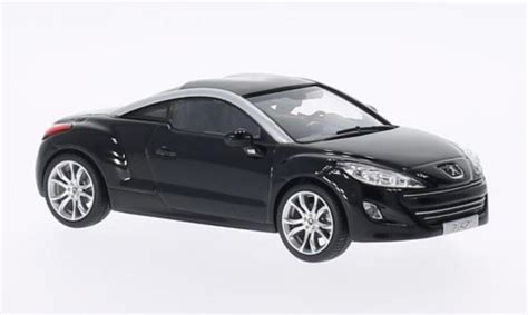 peugeot rcz black peugeot rcz black 2010 norev diecast model car 1 43 buy