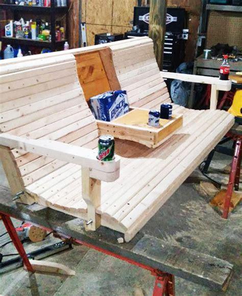 diy porch swing myoutdoorplans  woodworking plans