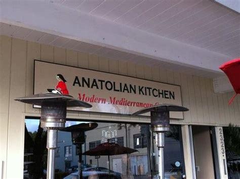 anatolian kitchen palo alto menu prices restaurant
