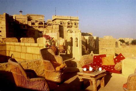 hotel chambre familiale tours jaisalmer hôtels historiques killa bhawan galerie killa