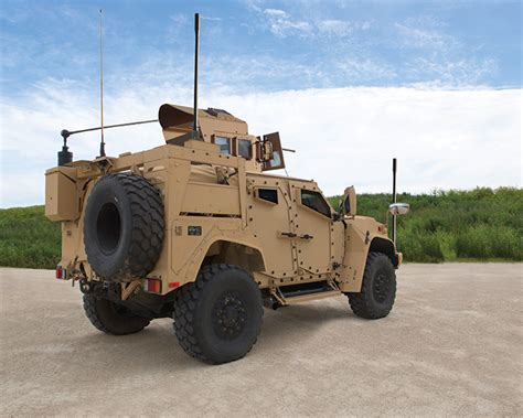 New Oshkosh Jltv Military Vehicle Replaces Well-known