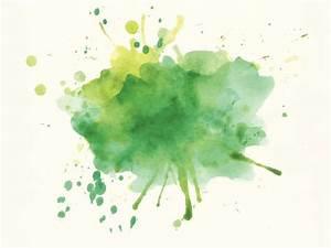 watercolor splash green Google Search