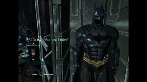Batman Arkham Origins unlock all batsuits - YouTube