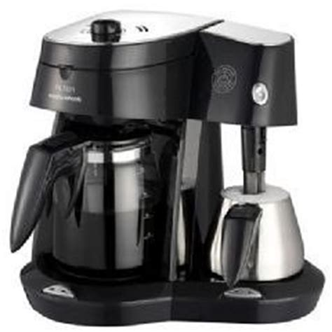 Morphy Richards Mr Cappuccino 47008 Filter Coffee Maker with Milk Frother: Amazon.co.uk: Kitchen
