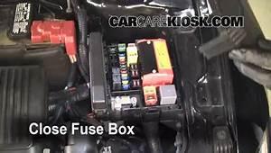 Replace A Fuse  2006-2012 Mitsubishi Eclipse