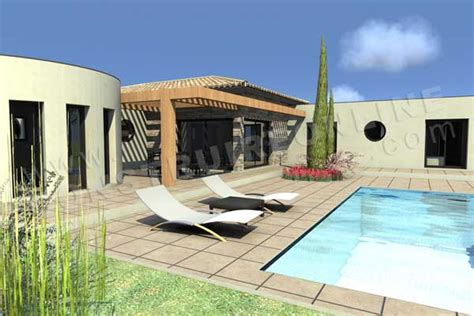 pin plan villa moderne genuardis portal on
