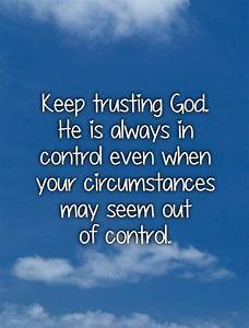 Trust God Quotes And Sayings. QuotesGram