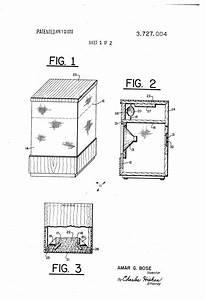 Patent Us3727004 - Loudspeaker System