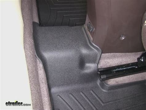 chevy cruze floor mats weathertech 2nd row rear auto floor mat black