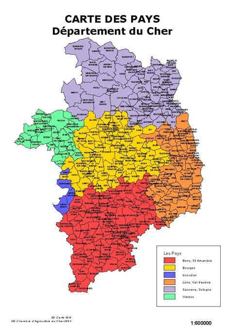 chambre agriculture pays de la loire les régions naturelles chambre d 39 agriculture du cher