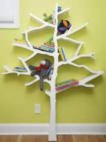 Vinyl Bookcase by Bookshelf Designs Inspired By Trees Home Tweaks