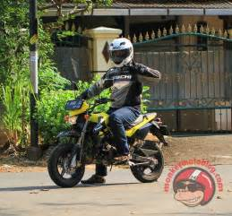 Review Kawasaki Ksr Pro by Test Ride Dan Review Kawasaki Ksr Dan Ksr Pro Kecil Kecil