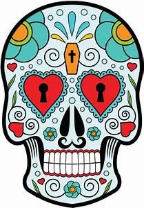 Tete De Mort Mexicaine Dessin : calavera tete de mort mexicaine 11 mpa d co ~ Melissatoandfro.com Idées de Décoration