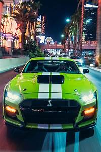 640x960 Green Ford Mustang Shelby GT500 2020 iPhone 4, iPhone 4S HD 4k Wallpapers, Images ...
