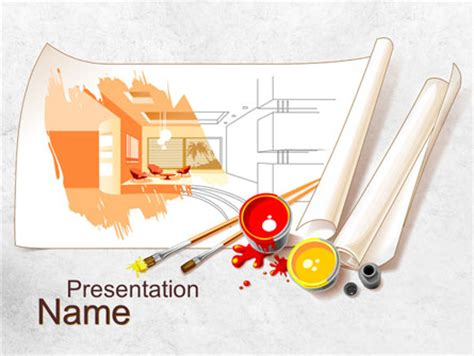 interior design sketch  template