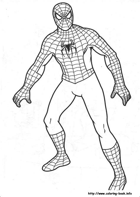 spiderman coloring pages   cool funny