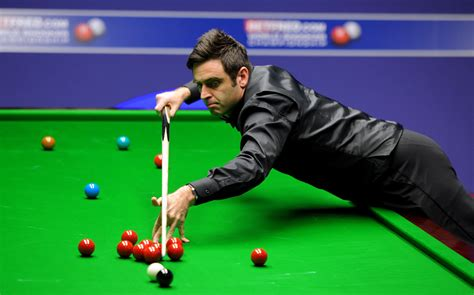 The Snooker Machine - Rocket Ronnie O'Sullivan - YouTube