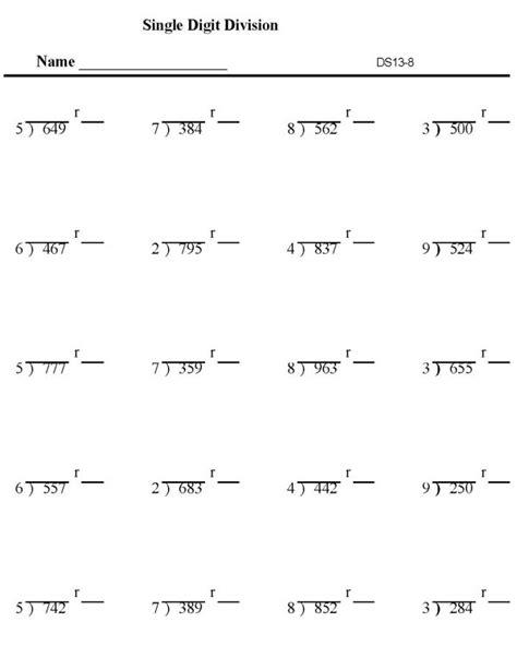 division worksheets 187 kumon division worksheets