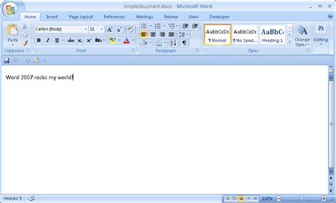 Microsoft Office Word 2007 microsoft office 2007 free offline installer