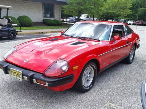 280zx Datsun by 1980 Datsun 280zx For Sale 1921542 Hemmings Motor News