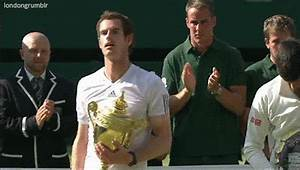 Andy Murray Trophy GIF by College GameDay - Find & Share ...