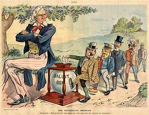 Election Panic! Political Cartoons from American History ...