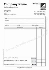 gas safe invoice pads 2 part a5 black With business invoice pads