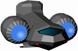 Free to Use & Public Domain Spaceship Clip Art