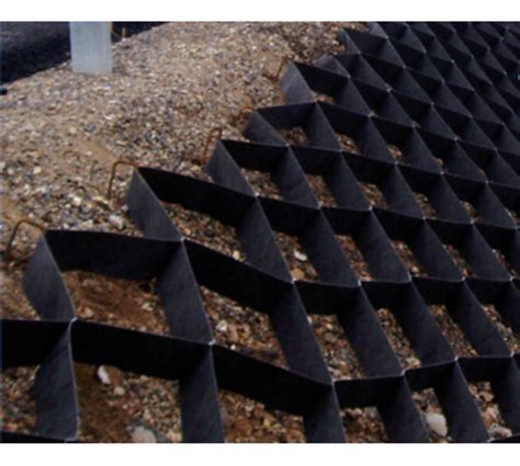stopping erosion on a slope terram geocell controlling erosion on railway slopes embankments