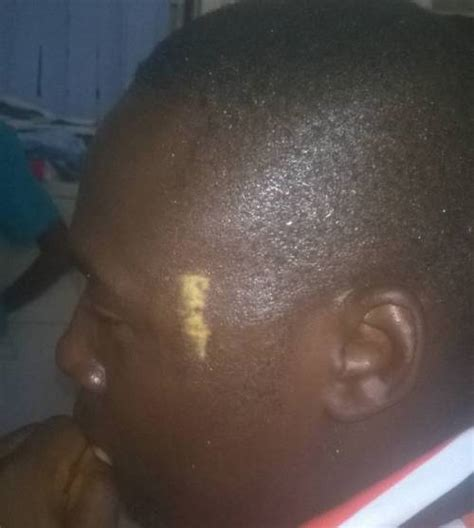 futa registrar bites clerical officer  fight