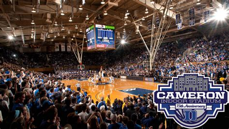 memorable moments  cameron indoor stadium duke